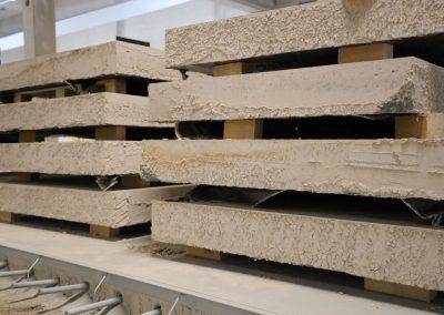 Fugenschneiden 148 Tonnen Beton in nur 7 Stunden getrennt